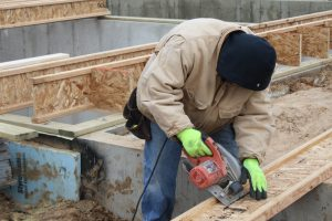 Foundations for the Trades worker on a job site