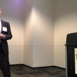 Fred Bounds of LMC Insurance speaking at the MW Summit