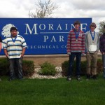 Middle College manufacturing students in Beaver Dam