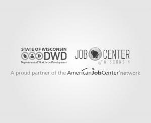 DWD and Job Center of Wisconsin logo