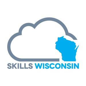 Skills Wisconsin logo