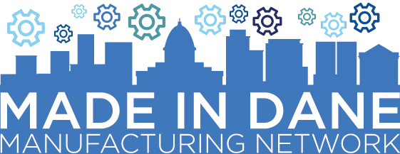 Made In Dane Manufacturing Network logo