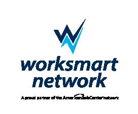 WorkSmart Network logo with AJC tagline