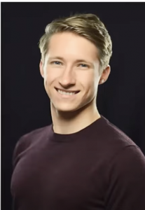 A headshot of Lucas, a biotechnology Youth Apprenticeship graduate.