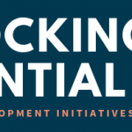 Unlocking Potential reentry summit in blue
